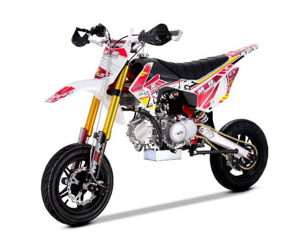 M2R RF160SM SUPERMOTO BIKE - YX160 MOTORSPORT GEN 4 ENGINE