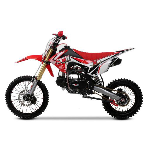 M2R RF140 S2 DIRT BIKE - EXTENDED SWING ARM