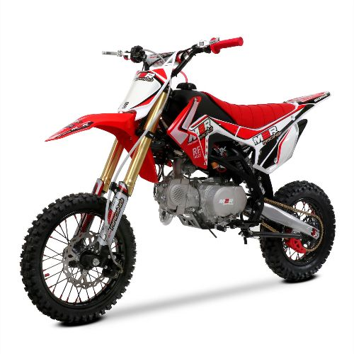 M2R RF140 S2 DIRT BIKE - 140CC 4-STROKE ENGINE