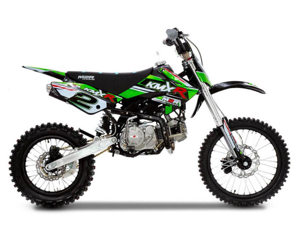 Made 2 Race KMXR125
