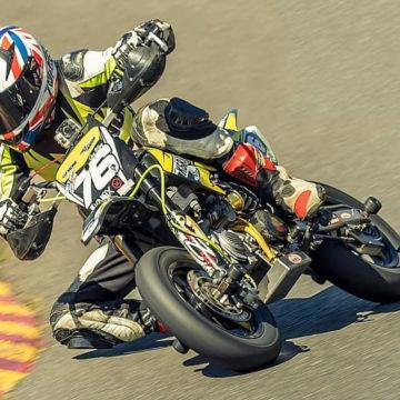 M2R racing supermoto