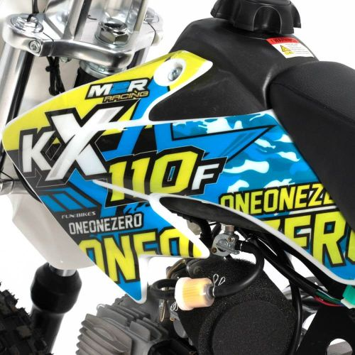 M2R RACING KX110F - REINFORCED REAR SWING ARM