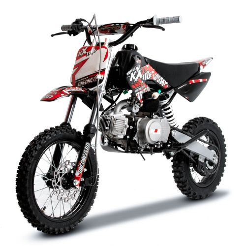 M2R RACING KX110F - 110CC HIGH-PERFORMANCE 4-STROKE ENGINE