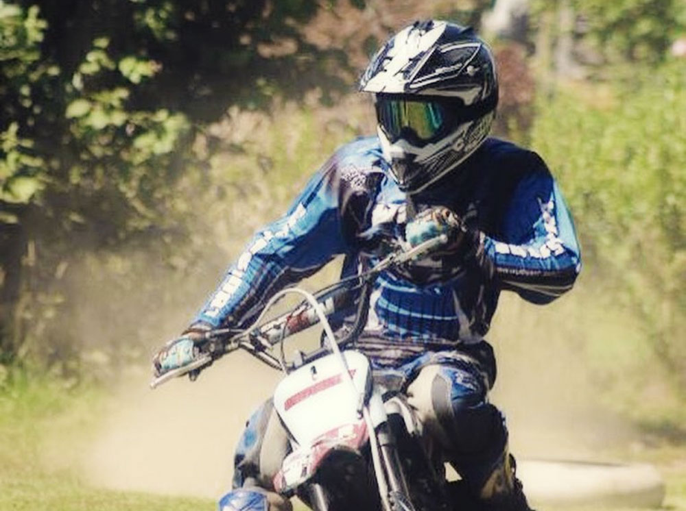 M2R Pit bike
